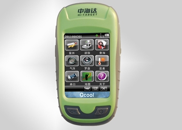 Qcool i5智能手持GPS