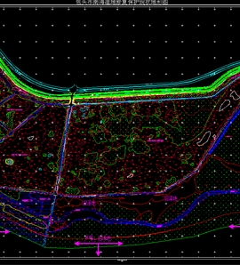 南海湿地公园地形图测绘