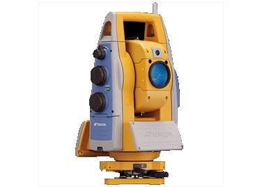 IS301三维影像全站仪